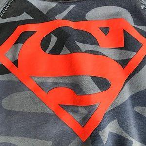 Boys DC GAP Superman Sweatshirt